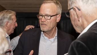 Hans Egloff tritt nicht wieder für den Nationalrat an.