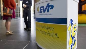 """Die EVP appellierte im Wahlkampf an """"christliche Werte"""" (Archiv)"""