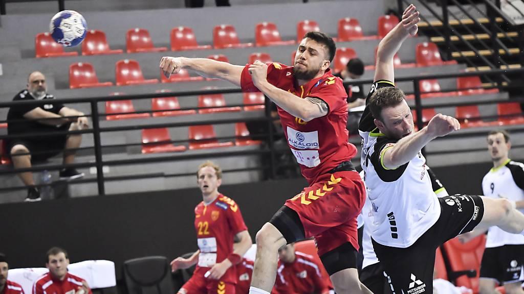 Schweizer Handballer verpassen EM-Teilnahme