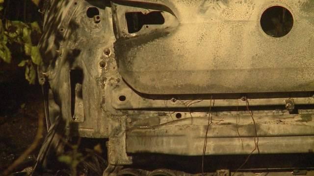 Fünf Tote bei Autounfall
