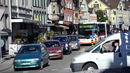 Schweizer leiden zunehmend an Lärm, Verschmutzung und Strahlung