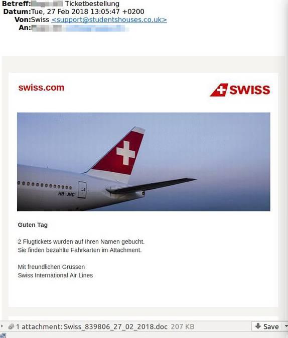 Neue Phishing-Welle erreicht die Schweiz – so wollen uns Hacker ...