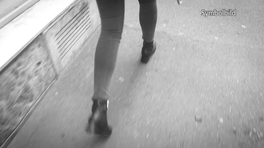Frau in Luzern vergewaltigt: Polizei sucht Täter