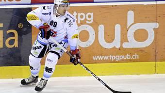 Andrej Bykow ist Dreh- und Angelpunkt bei Fribourg Gotteron.