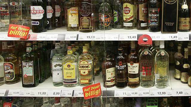 Der junge Engländer hatte viel Alkohol im Blut (Symbolbild)