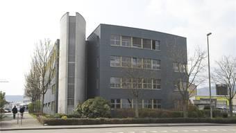 Das Verwaltungsgebäude der Kabelnetzbetreiberin InterGGA in Reinach. Martin Töngi