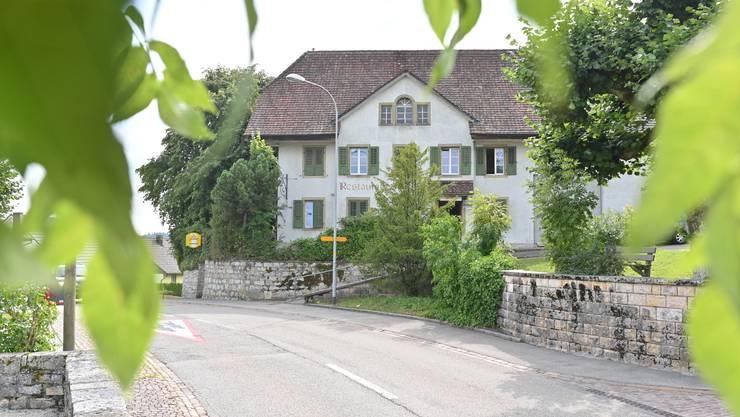Das Restaurant Sonne in Walterswil bleibt Gesprächsthema im Dorf.