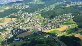 Blick auf Birmensdorf (Archivbild)