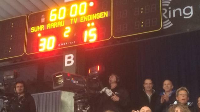 Handball-Derby: HSC Suhr Aarau