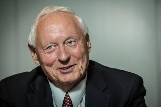Oskar Lafontaine (71) ist bis heute einer der schillerndsten und umstrittensten deutschen Politiker.