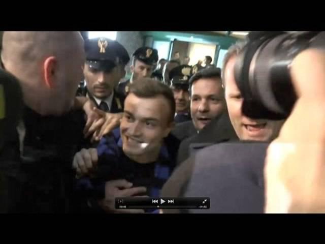Xherdan Shaqiris Ankunft bei Inter