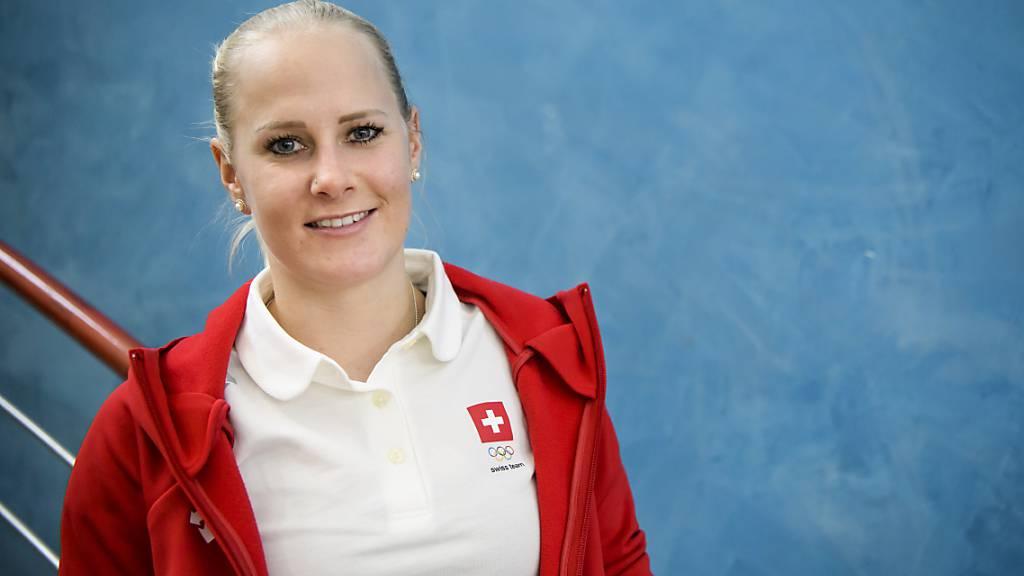 Julie Zogg gewinnt Hundertstel-Run um Bronze