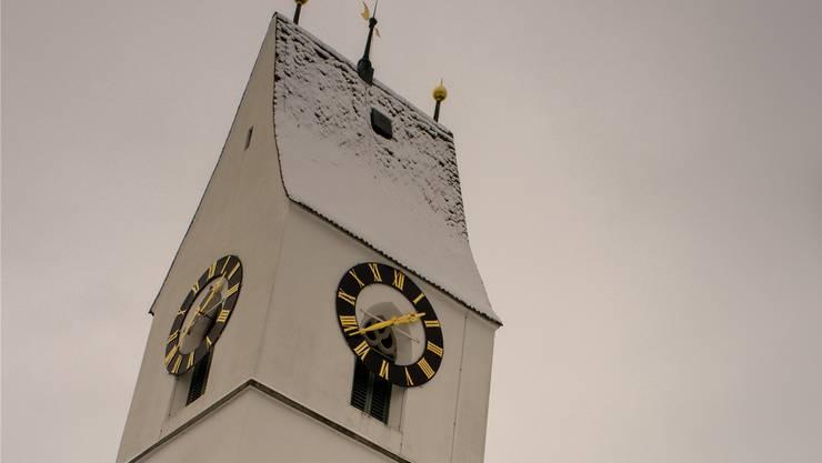 In Unterkulm, da steht die Kirche mitten im Dorf. Peter Siegrist