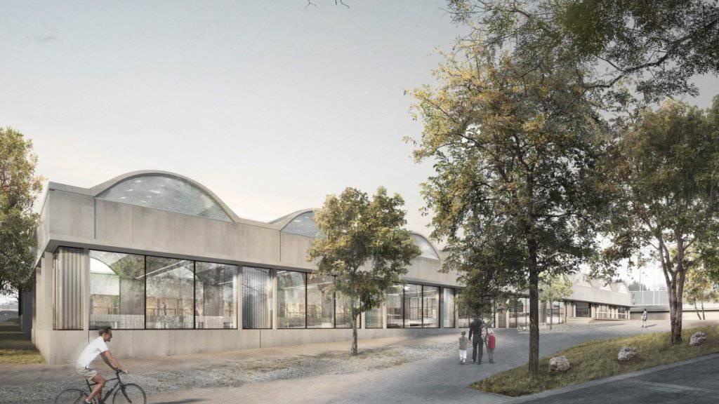 Zürcher Projekt für Berner Schwimmbad