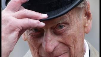 Der Ehemann der britischen Königin, Prinz Philip, feiert am Sonntag seinen 97. Geburtstag. (Archivbild)