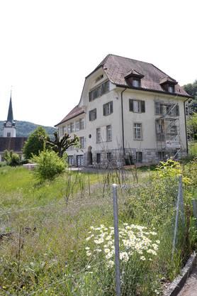 In diesem alten Gebäude der Revue Thommen will der Besitzer Roland Buser wieder produzieren.