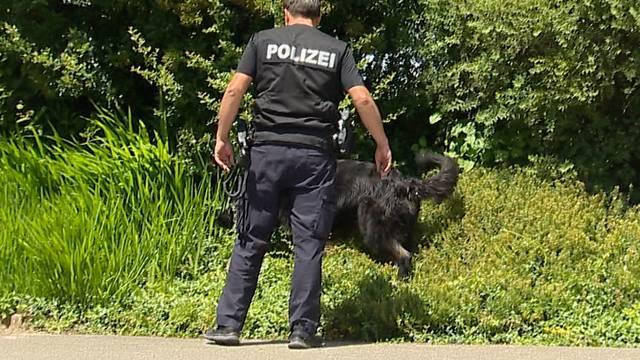 Messerattacke: Polizei fahndet und findet