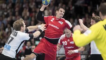 Handball Schweiz Deutschland 5. November