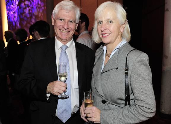 Willi Fischer und Gudrun Heute-Bluhm