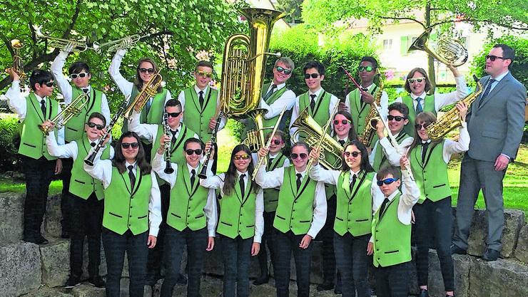 Die Jugendmusik Möhlin feiert heute Abend in der Mehrzweckhalle Fuchsrain ihr 50-Jahre-Jubiläum.