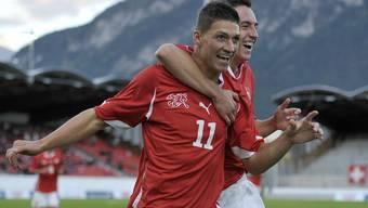 U21-Nati bodigt Kroatien