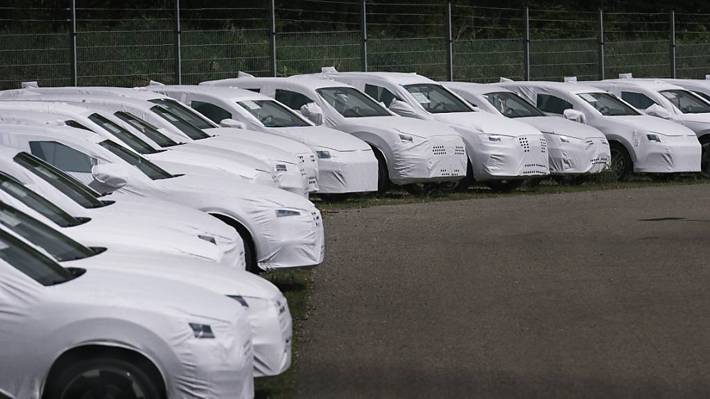 Schweizer Automarkt durch Halbleitermangel massiv ausgebremst