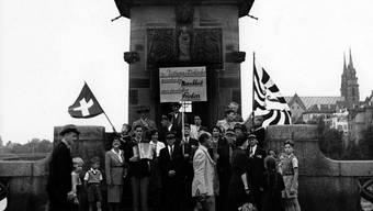 Kriegsende in Basel