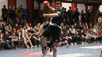 Andreas Heyme und der STV Baden streben gegen Stäfa den fünften Sieg in Folge an.