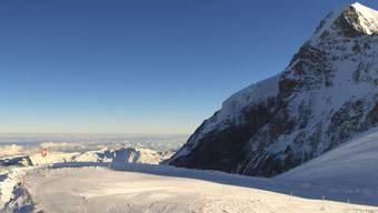 Der erste Schnee 2015