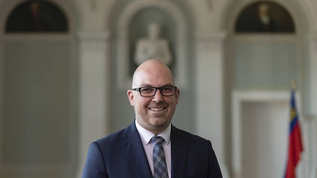 Daniel Risch von der Vaterländischen Union ist der neue Liechtensteiner Regierungschef für die nächsten vier Jahre.