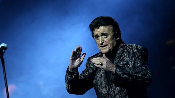 Der französische Rockmusiker Dick Rivers gilt neben Johnny Hallyday und Eddy Mitchell als einer der Väter des French-Rock. An seinem 74. Geburtstag ist der Musiker gestorben. (Archivbild)