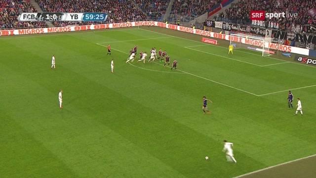 Basel siegt gegen YB