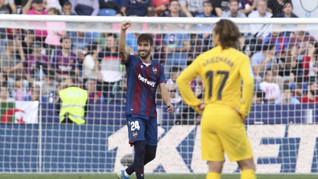 Dämpfer für Barça