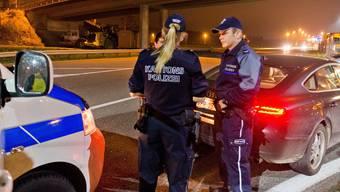 Auf 700 Einwohner muss im Aargau ein Polizist kommen, das ist weniger als in anderen Kantonen.