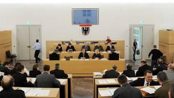 Wer nimmt künftig auf den Sitzen des Aarauer Stadtrats Platz?