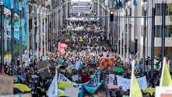 Die Klimastreiks rund um den Globus