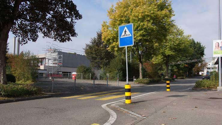 Verkehrsberuhigende Massnahmen gibt es in Zufikon schon viele, die IG Verkehr fordert auf dieser Strasse aber Tempo 30.