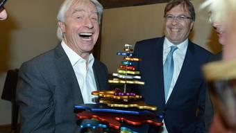 Emil Steinberger bekommt Föderalismuspreis 2015