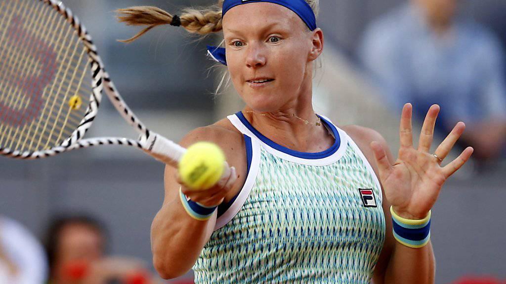 Neunter WTA-Titel für Kiki Bertens