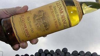 Krise geht spurlos an Whisky-Exporten vorbei