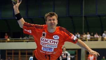 Kadette Leszek Starczan mit sieben Toren gegen den BSV
