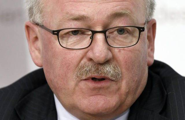 Jürg Brechbühl, Direktor des Bundesamtes für Sozialversicherungen