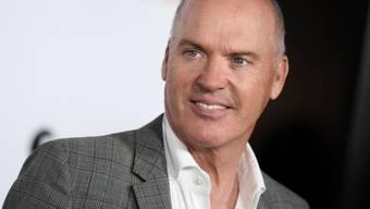 Hat jetzt einen Stern auf dem Walk of Fame: Michael Keaton. (Archiv)