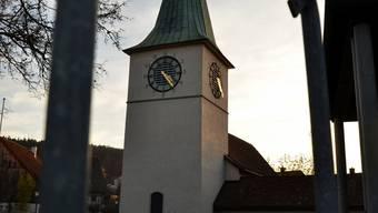 Hinter dem Zifferblatt versteckt: Die Glocken der reformierten Kirche bescheren einigen Anwohnern schlaflose Nächte.