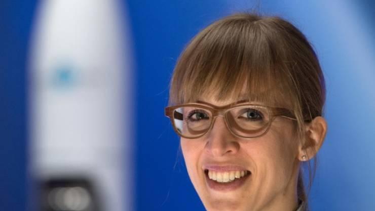 """Die deutsche """"Astronautin""""-Kandidatin Insa Thiele-Eich hat ihre Leidenschaft für das All schon als Kind entdeckt. (Archiv)"""