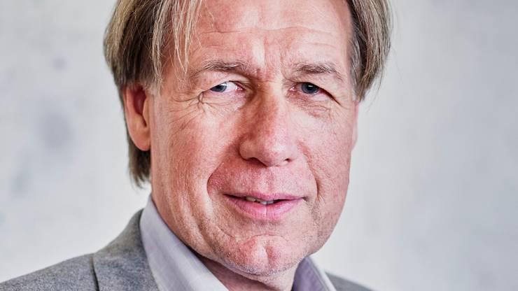 Martin Spielmann, Geschäftsführer Stiftung Lebenshilfe.
