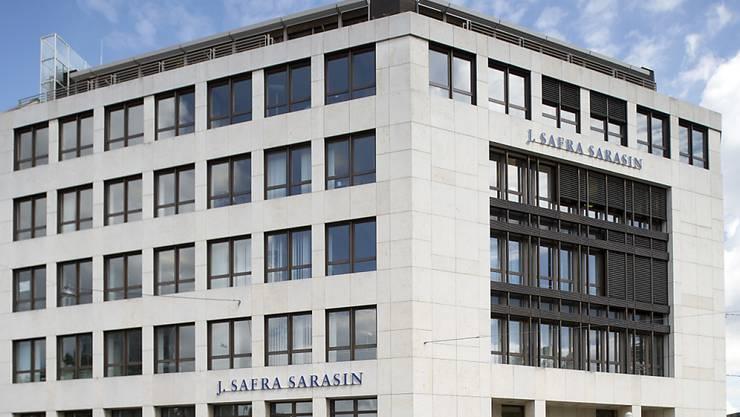 In Ulm beginnt heute ein Prozess gegen die Bank J.Safra Sarasin. (Archiv)