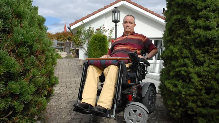 Der Gemeinderat Peter Lude hat die Schaffung des Altersleitbilds in Bad Zurzach vorangetrieben.by/Archiv
