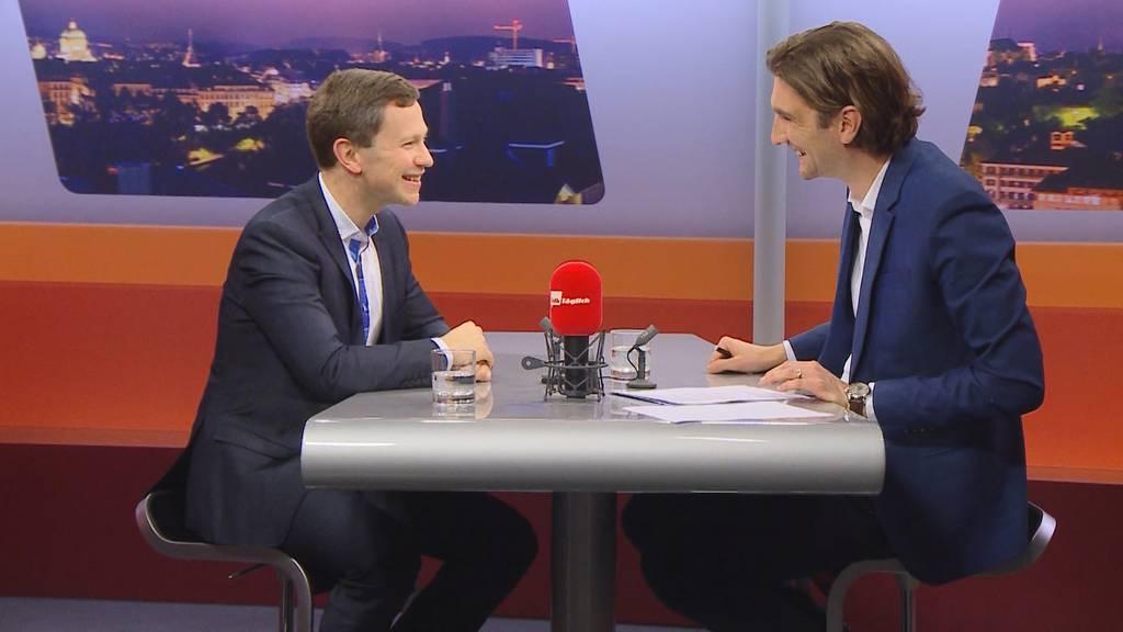 Gemeinderatskandidat Bernhard Eicher