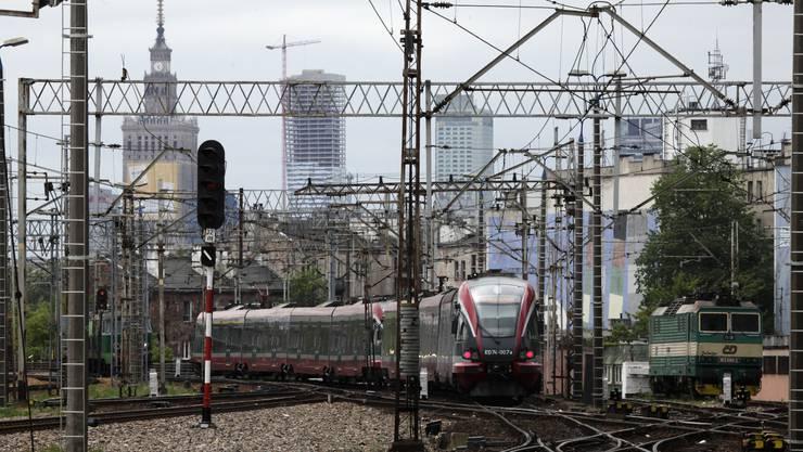 Fördert die Schweiz neue Projekte in Osteuropa – zum Beispiel für eine bessere Verkehrsinfrastruktur?